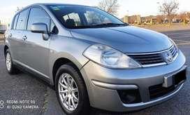Nissan Tiida 1.8 Visia año 2009 full, impecable estado!