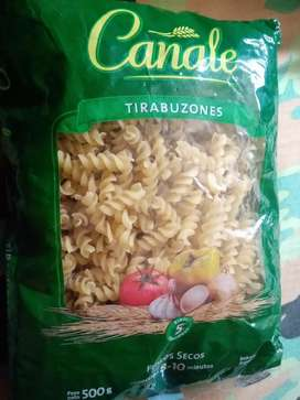 Fideos canales