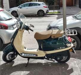 Zanella styler 150. Scooter. Casi nueva!!! OPORTUNIDAD!