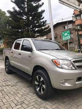 Toyota Hilux 2500 diesel