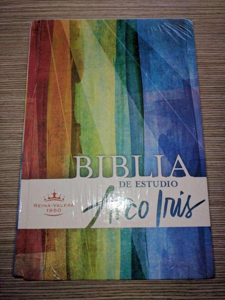 Biblia de Estudio Arco Iris RVR 1960 0