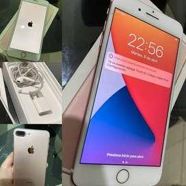 Iphone 7 Plus 32 Gb Rose Usado