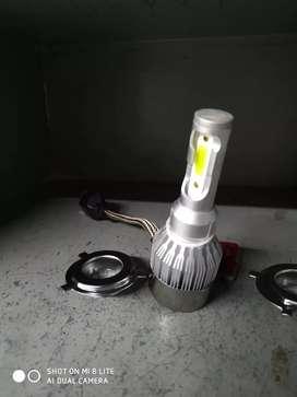 Bombillo LED H4 C6 8000lm