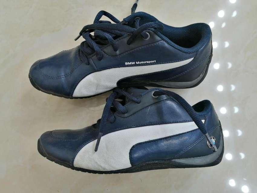 Zapatos Puma Usados Talla 3 0