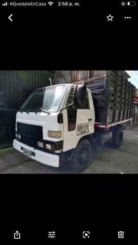 Vendo camion turbo dahiatsu delta