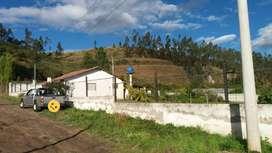 casa de campo con terreno