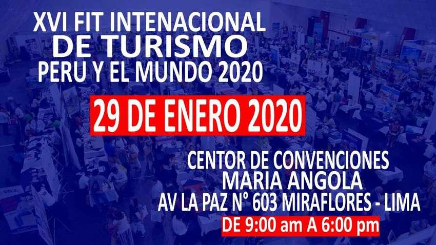 XVI FIT INTERNACIONAL PERU Y EL MUNDO 2020 0