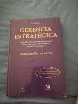 Libro de Gerencia Estratégica
