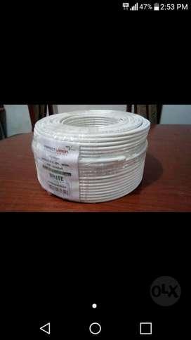Vendo Cable Coaxial 6rg