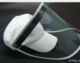 Gorras con visores incluidos
