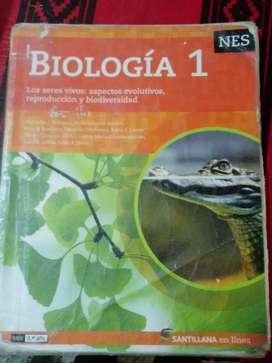 Biologia 1 de santillana