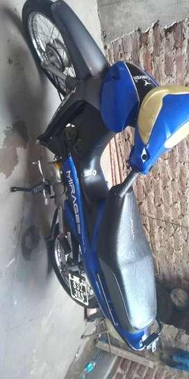 Vendo moto Corven Mirage