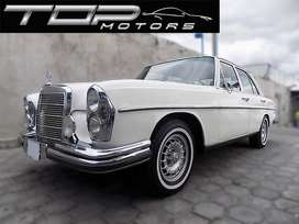 VENTA MERCEDES BENZ W108 280S 1971 IMPECABLE