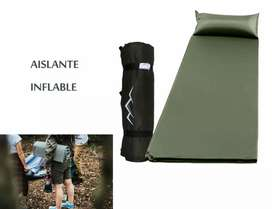 Camping AISLANTES INFLABLES