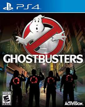 Ghostbusters para ps4