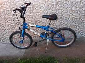 Vendo bicicleta rodado 16 bmx