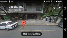 En Belgrano 3200/mes !! todo incl/ Dueño !! Alquila cochera / Virrey del Pino 2450 !! Alberto
