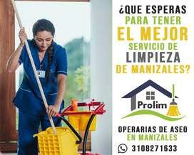PROLIM | SERVICIO DE LIMPIEZA