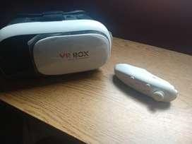 Vr Box 2.0 Realidad Virtual 3d Control