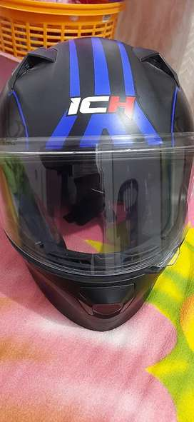 Vendo casco doble certificado ICH