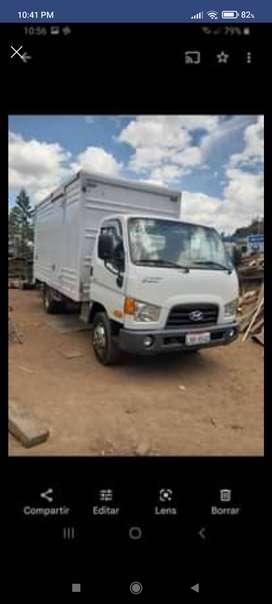 Camión HD 72 2014