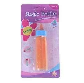 Biberón mágico para muñecos