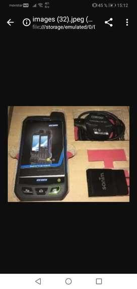 Smartphone Antiexplosivo Marca Sonim