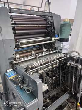 Vendo máquina de  litografía GTO 46