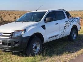 Ford Ranger 2.5 Nafta, impecable ! Recibo menor valor !!