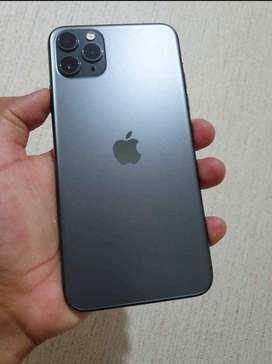 Se vende o cambia iphone 11 pro 64 gb