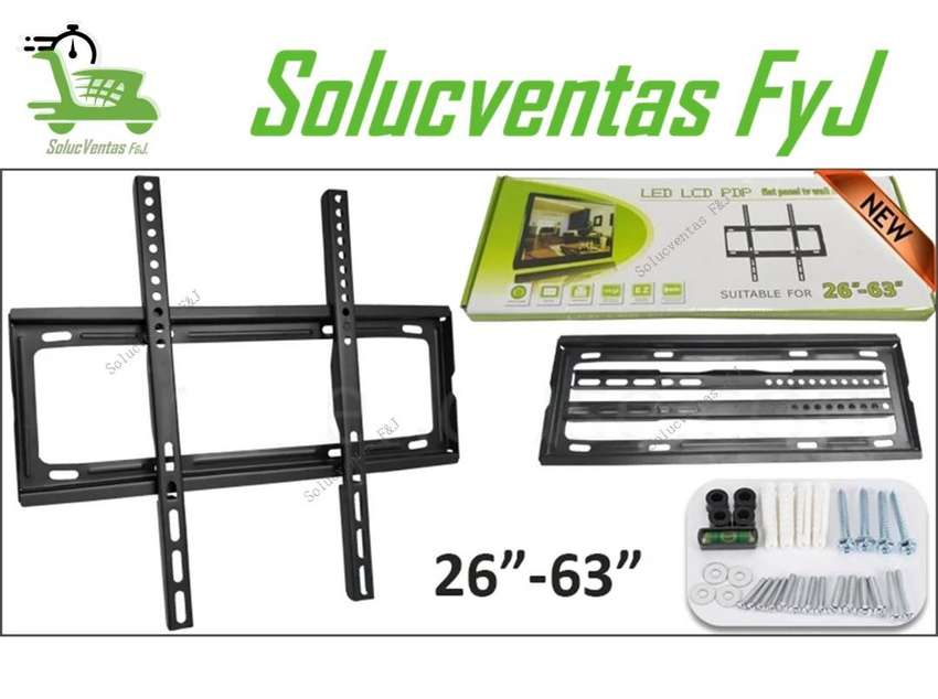base Metalica TV soporte de pared fijo GARANTIZADO