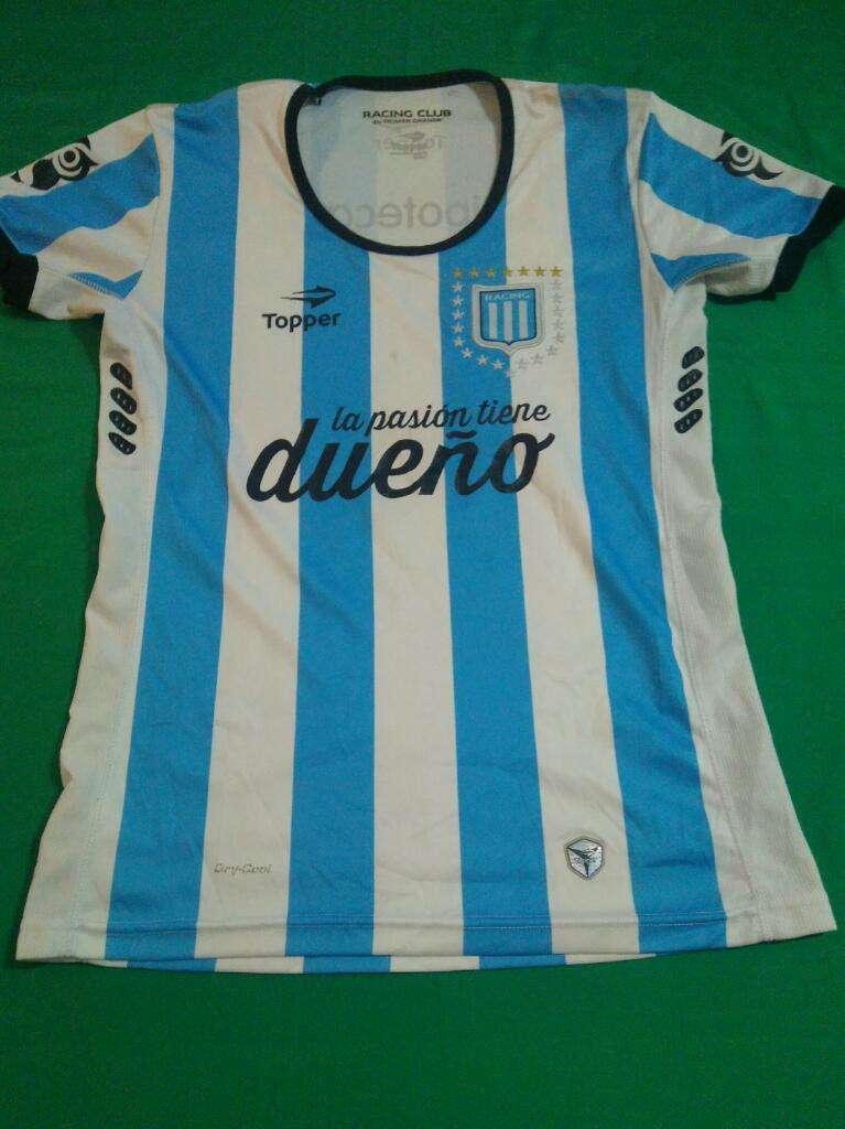 Camiseta Topper Racing Club Dama 0