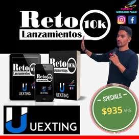 LANZAMIENTOS DE USD10K CON EL RETO 10K