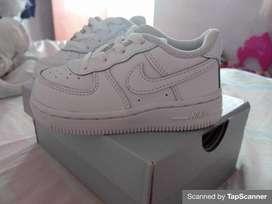 Zapatillas Nike Force 1 para bebes