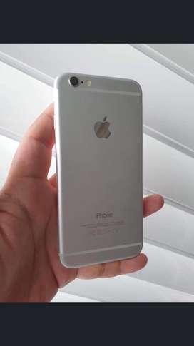 Iphone 6 perfecto estado fisico y funcional de 16G
