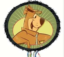 piñatas el oso yogui