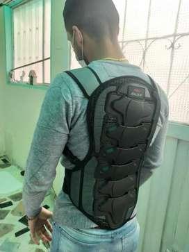 Columnera protección lumbar - protección columna espalda