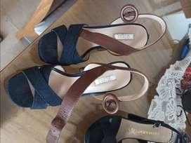 Hermosas sandalias originales Guees