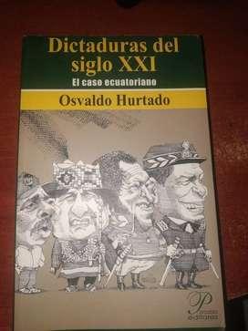 Libro Dictaduras Del Siglo Xxi El Caso Ecuatoriano