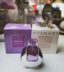 Perfumes Bvlgari Omnia para Dama