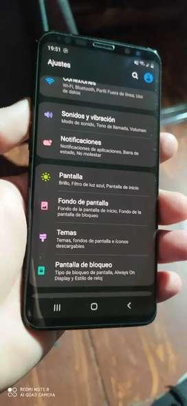 Vendo NO PERMUTO Samsung S9 snapdragon 845 liberado en buen estado cargador y usb originales $40.000