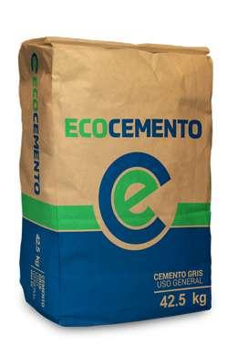 Cemento Gris Uso General Ecocem 42,5 Kg - ULTRACEM