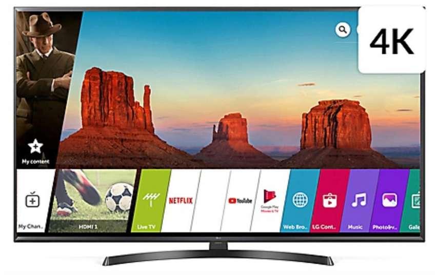 Tv Smart Lg 55 Uhd4k Nuevos 0
