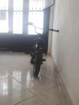 Bicicleta de niñob