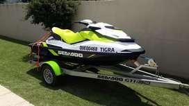 Vendo moto de agua Seadoo mod. 2017