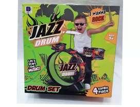 Bateria jazz drum