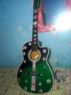Guitarra acústica buen estado