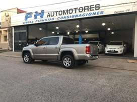 Amarok highline doble cabina 2013