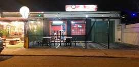 Vendo Bar Restaurante Zona Rosa Valle de los Chillos