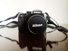 Camara Semiprofesional Nikon COOLPIX P500